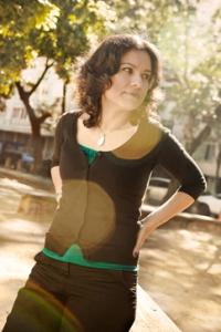 Carola Saavedra / Foto de Tomas Rangel